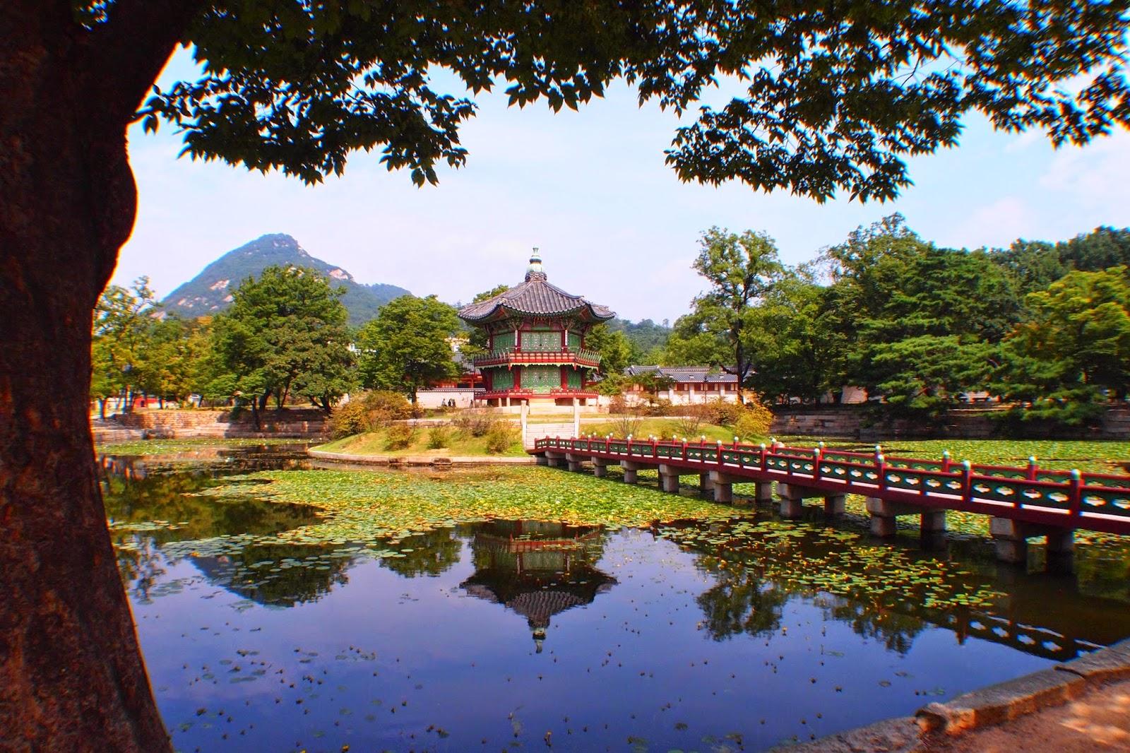 Bomun Pavilion, Gyeongju
