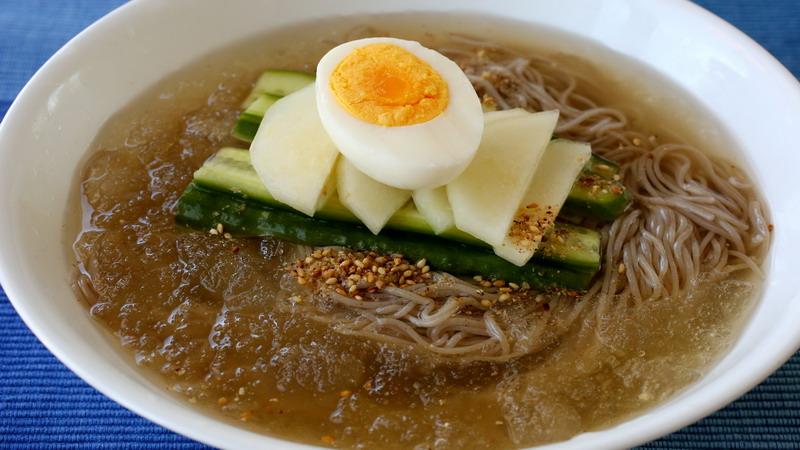 Kuliner Korea Utara