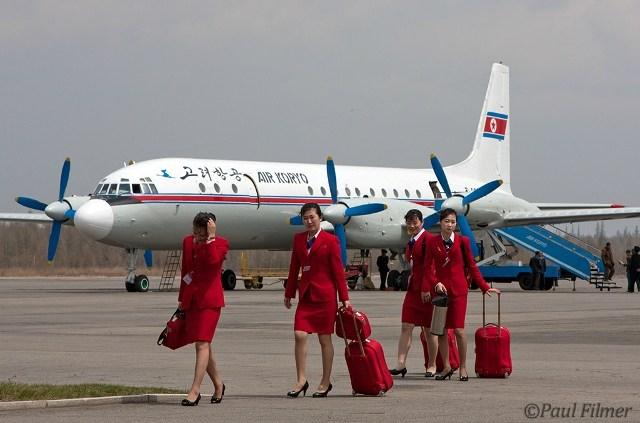 Maskapai Korea Utara