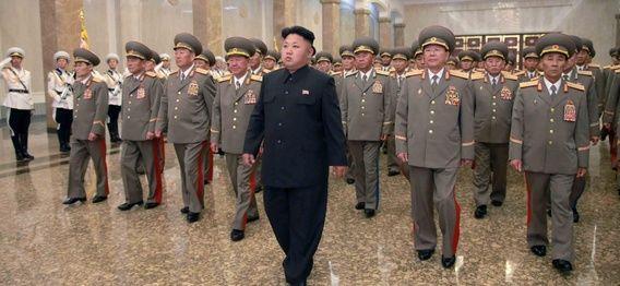 Perseteruan dengan Korea Utara yang tak kunjung selesai.