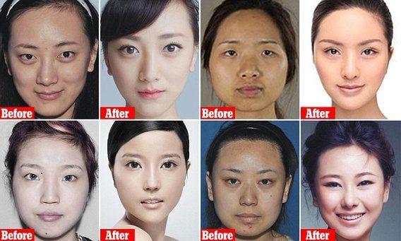 Standar kecantikan yang kurang realistis.