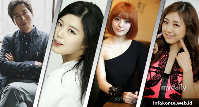 Daftar Artis Korea Meninggal Akibat Kecelakaan