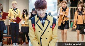 Seragam Sekolah Populer Di Korea Selatan