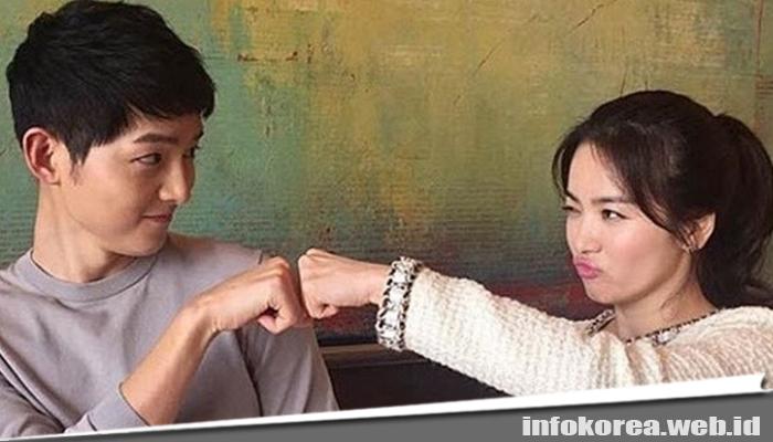 Rumor Perceraian Song Joong ki dan Song Hye Kyo