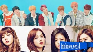 Blackpink Melewati BTS Dalam Daftar Artis Korea Top 2019