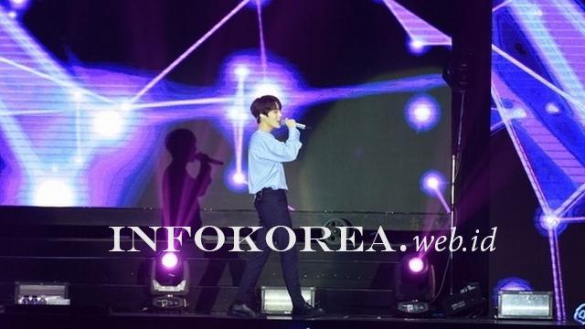 Sungwoon Jatuh Lemas Saat Acara Jumpa Fans