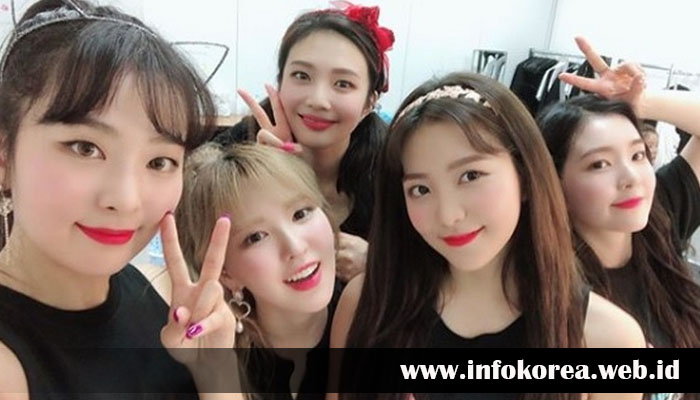 Red Velvet Sibuk Mempromosikan Comeback