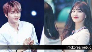 Kang Daniel dan Jihyo TWICE Resmi Pacaran