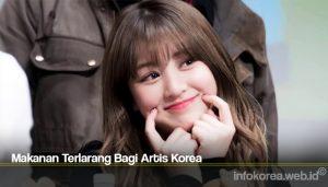 Makanan Terlarang Bagi Artis Korea