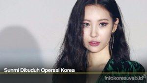 Sunmi Dituduh Operasi Korea