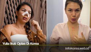 Yulia Ikut Oplas Di Korea
