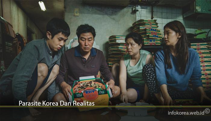 Parasite Korea Dan Realitas